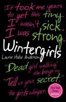 "Englisches Cover ""Wintergirls"""